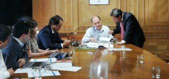Ministro de Vivienda compromete agilizar el proceso de reconstrucción de viviendas para familias damnificadas de Altos del Laja