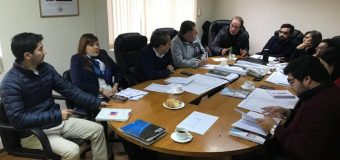 Equipo Municipal da cuenta de avance de obras y proyectos en la comuna de Laja