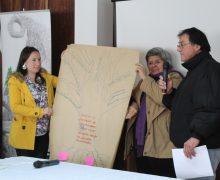 Vecinos de Laja participan en Diagnóstico de Salud Comunal 2019