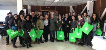 Sercotec presenta propuesta para fortalecer barrios comerciales céntricos de Laja
