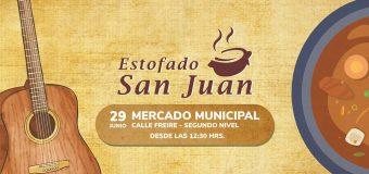 Laja realizará su tradicional Estofado de San Juan 2019