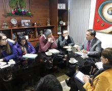 Alcalde de Laja y Colegio de Profesores comunal trabajaran en conjunto por recuperación de clases