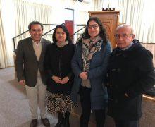 Jorge Lizama Díaz será nuevo director del Liceo Héroes de la Concepción