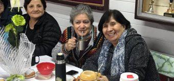 Adultos Mayores continúan con sus tradicionales Mateadas!
