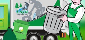 Sábado 27 de Julio: Nuevo Retiro de Residuos voluminosos