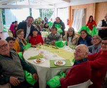 Laja celebró a sus dirigentes vecinales y sociales en su día!