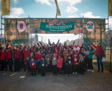 Más de mil estudiantes disfrutan del Parque Zoológico en Laja!