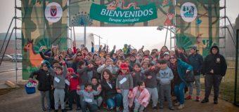 Más de 3 mil niños disfrutaron del Parque Zoológico durante el fin de semana