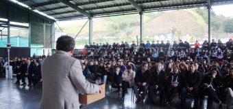 Liceo Héroes de la Concepción celebró Día de la Educación Técnico Profesional