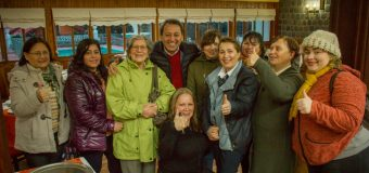 Mujeres Jefas de Hogar de Laja participan en viaje a Termas de Catillo