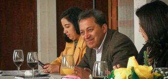 Alcaldes de Asociación Biobío Centro se reunieron en Laja