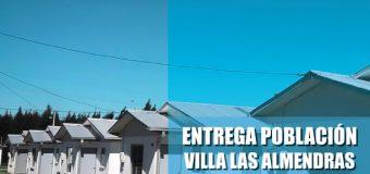 70 familias de Laja recibirán sus casas en Villa Las Almendras