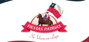 Las Fiestas Patrias se viven en Laja!