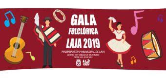 Gala Folclórica Laja 2019