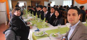 Liceo TP reconoció a estudiantes que culminaron Capacitación en Soldadura