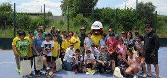 Laja llama a prevenir incendios forestales  a través del fútbol junto a CONAF