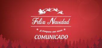 Comunicado: Municipalidad de Laja realizará actividades navideñas
