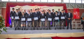 Liceo A-66 Técnico Profesional celebró Licenciatura 2019