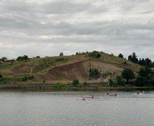 Laja fue el escenario del II Nacional de Canotaje de Menores 2019