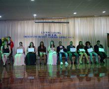CEIA Rubén Campos López tituló a 38 estudiantes