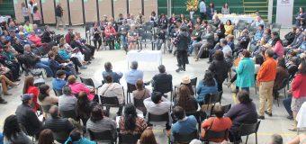 Exitoso Conversatorio Ciudadano en Laja