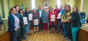 Agrupaciones de Laja recibieron Fondo Social Presidente de la República