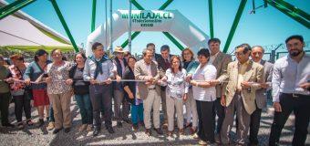 Laja inauguró 3 sistemas de agua potable rural en la comuna