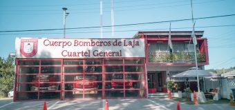 Aprueban financiamiento para diseño de Cuartel de Bomberos en Laja