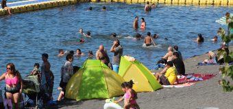 Balneario Municipal y laguna La Señoraza son aptos para el baño y uso recreacional