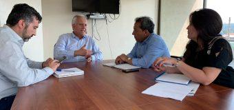 Alcalde busca mejorar conectividad del sector rural