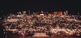 Más de 15 mil personas participaron en la primera noche del festival Vive Laja