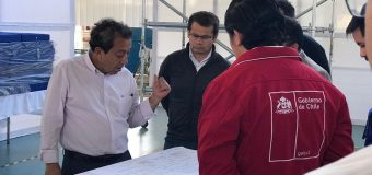 Laja: la primera comuna del Biobío que contará con Hospital de Campaña para enfrentar coronavirus