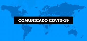 Comunicado de prensa: Medidas cautelares por Covid-19