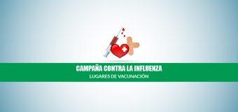 Revisa el calendario de vacunación contra la influenza para adultos mayores en el sector urbano