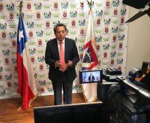 Municipalidad de Laja entregó su cuenta pública anual en sesión virtual