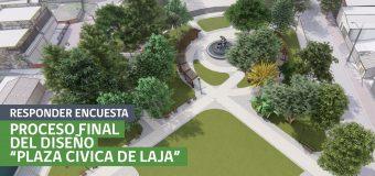 """Encuesta final diseño """"Plaza Cívica de Laja"""""""