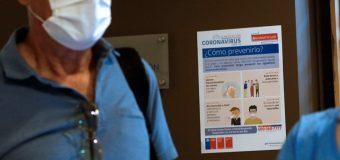 Seremi de Salud se informan 2 nuevos casos en Laja