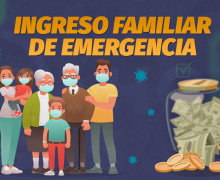 Postula al Ingreso Familiar de Emergencia