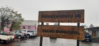 Médico se suma al Departamento de Salud Municipal