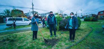 Municipio y Conaf conmemoraron Día Mundial del Árbol