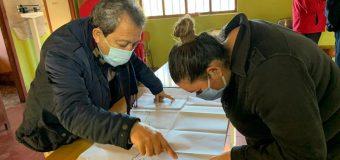 Seremi de Obras Públicas compromete recursos para la pavimentación básica de Ruta Rucahue-Chorrillos