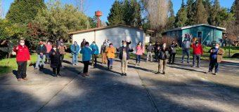 Inversión del MOP permitirá que vecinos de Quiebrafrenos cuenten con agua potable