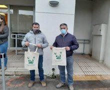 DIMAAO distribuyó bolsas reutilizables en el marco de vigencia de la Ley 21.100