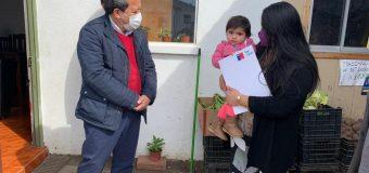 Vecinos de Villa Las Almendras recibieron la escritura de sus viviendas!