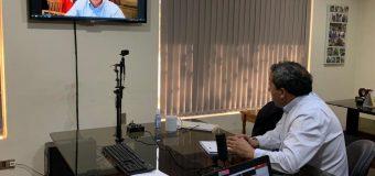 Alcalde de Laja logra el compromiso de recursos y gestión para concretar soluciones habitacionales en la comuna