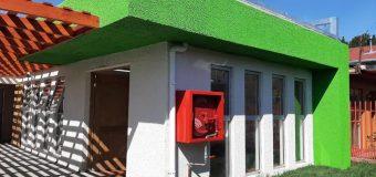 Villa Laja cuenta con una remodelada Sede Social