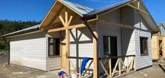 Familias del Campamento de Diuquín por fin podrán contar con sus casa propia