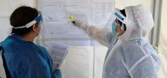 Municipalidad de Laja realiza operativo de búsqueda activa por casos Covid-19 en Santa Elena