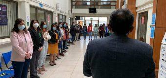 Día de la asistente social: Alcalde de Laja entrega un afectuoso saludo a las profesionales del municipio