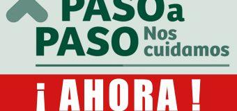 Comuna de Laja retrocede a Fase 1 del Plan Paso a Paso